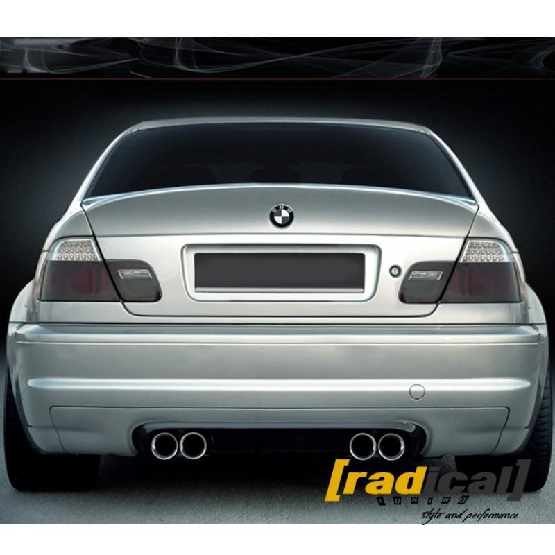 BMW E46 coupe / M3 - M3 spec rear bumper replica