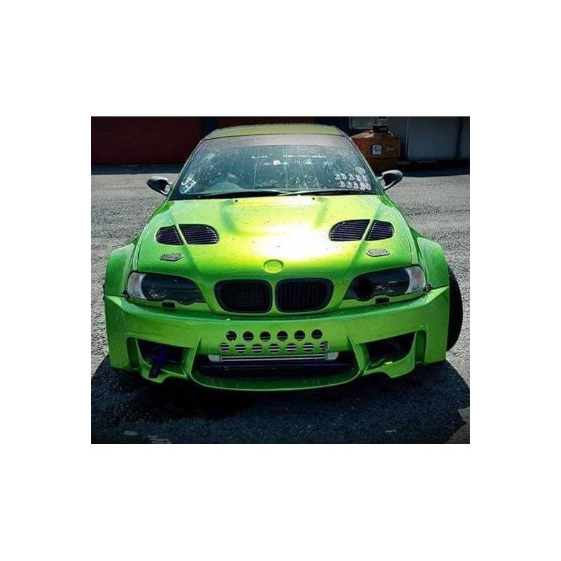 """Libery Walk """"E92 M3"""" style wide body kit for BMW E46 coupe / M3"""