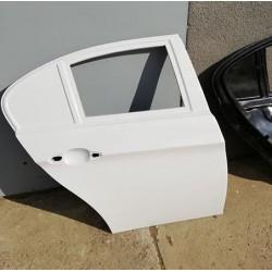BMW E90 4d sedan - fiberglass rear doors with integrated Porsche door cards