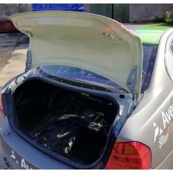 OEM style fiberglass boot lid / trunk for BMW E90 sedan