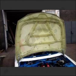 1M FRP replica bonnet / hood for BMW E81 E82 E87 E88 1 series