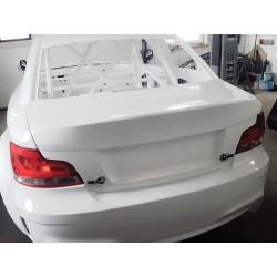BMW E82  1 series 1M fiberglass boot lid / trunk