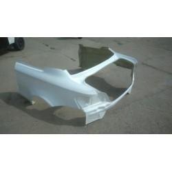 1M spec fiberglass full rear end for BMW E82 1 series