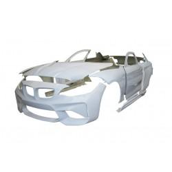Full BMW M2 replica body kit for BMW F22 F87 2 series