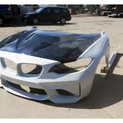 Lightweight FRP BMW F87 M2 replica front fenders