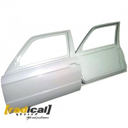 FRP doors for BMW E30 Coupe / M3