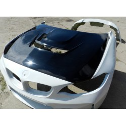 BMW M4 GTS vented style bonnet / hood for BMW F22 E87 2 series