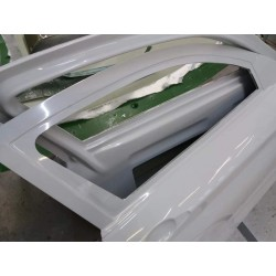 Lightweight FRP doors with frame for BMW F22 F87 2 series M2