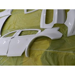 Full lightweight wide body conversion kit for BMW E87 1 series 5d hatchback
