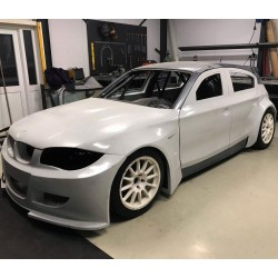Lightweight FRP front doors for BMW E87 1 series