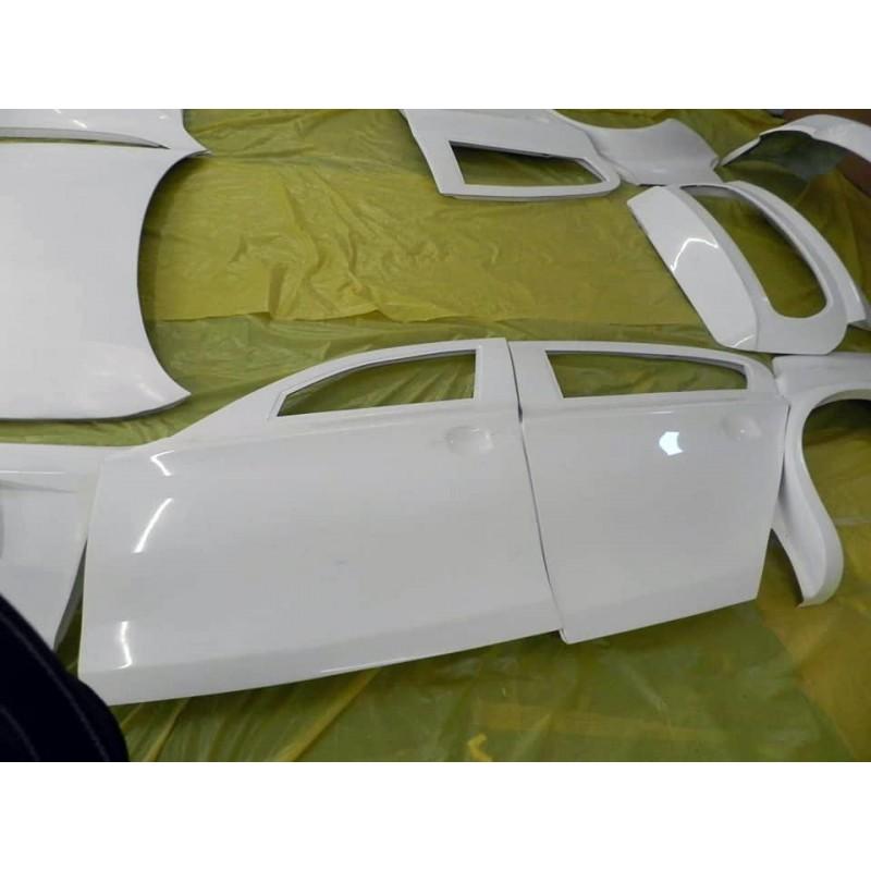 Lightweight set of 4 FRP doors for BMW E87 1 series