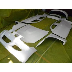 Lightweight FRP BMW E81 E82 E87 1 seiries bonnet / hood