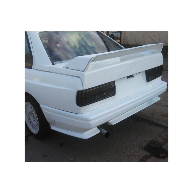 DTM rear spoiler with adjustable wing for BMW E30 coupe / M3