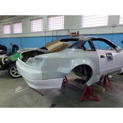 FRP rear bumper for Nissan S15 Silvia